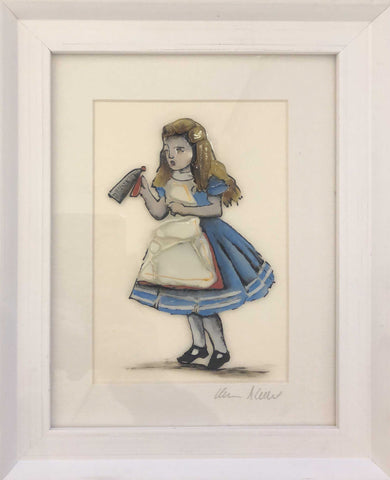 Alice Art Title - Online Art Shop Brighton, UK
