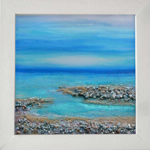 Aquamarine Dream Art Title - Online Art Shop Brighton, UK