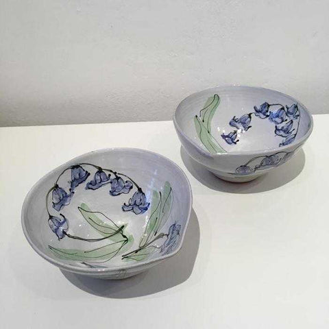 Bluebell Bowl Art Title - Online Art Shop Brighton, UK