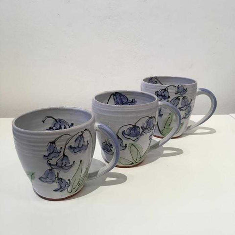 Bluebell Cup Art Title - Online Art Shop Brighton, UK