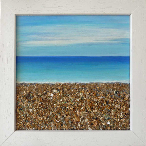 Brighton Seaside Art Title - Online Art Shop Brighton, UK