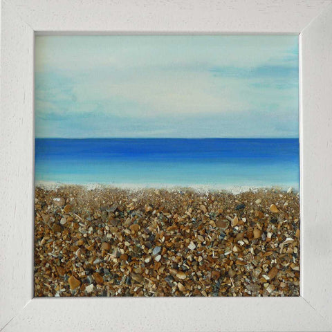 Brighton Tide Art Title - Online Art Shop Brighton, UK