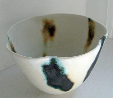 Coastal Fluted Bowl Art Title - Online Art Shop Brighton, UK