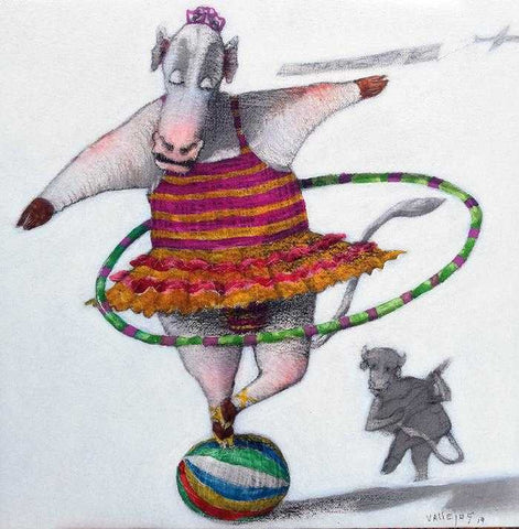 Little Circus Cow
