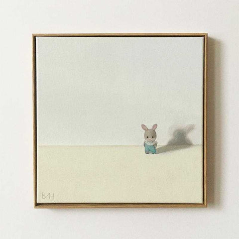 Little Rabbit Art Title - Online Art Shop Brighton, UK