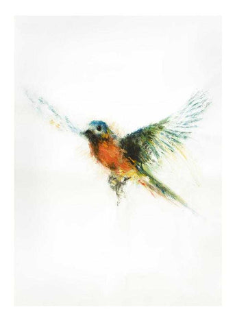 Bluebird - PTY Art Title - Online Art Shop Brighton, UK