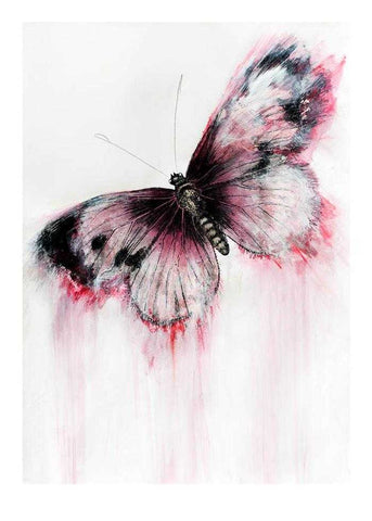 Candy Butterfly Art Title - Online Art Shop Brighton, UK