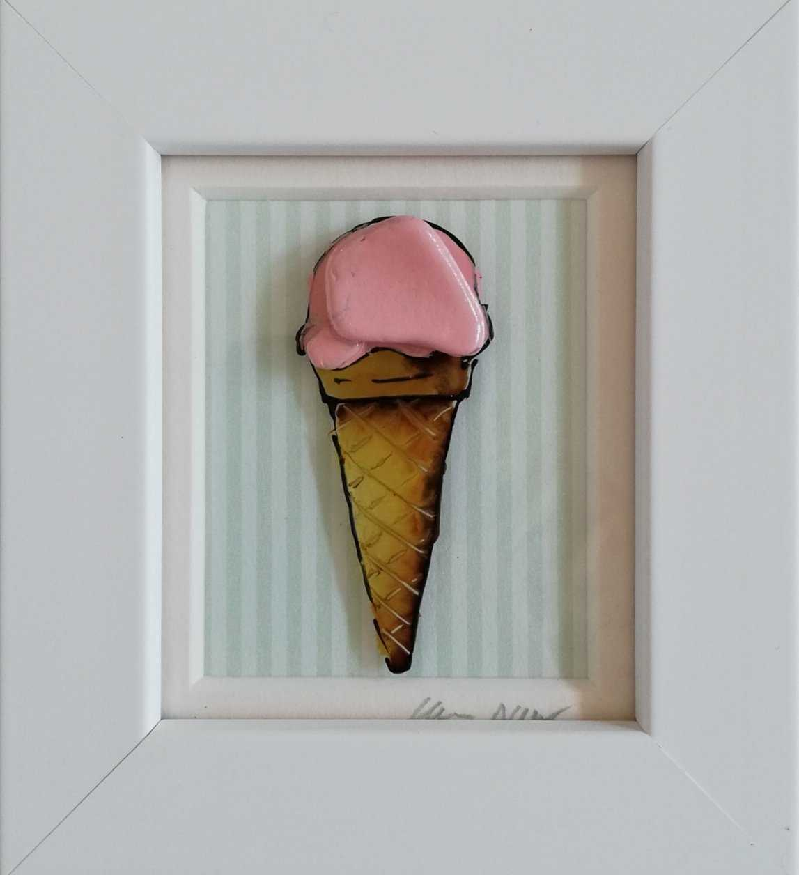 Small Single Ice Cream