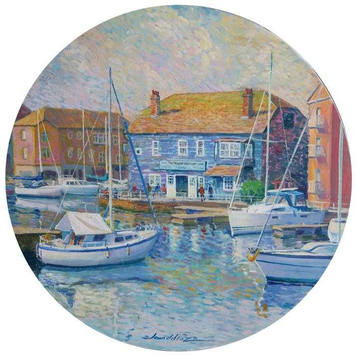 The Master Mariner Art Title - Online Art Shop Brighton, UK