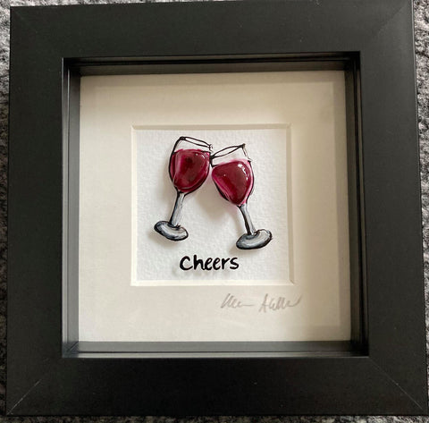Boxy Wine Glasses