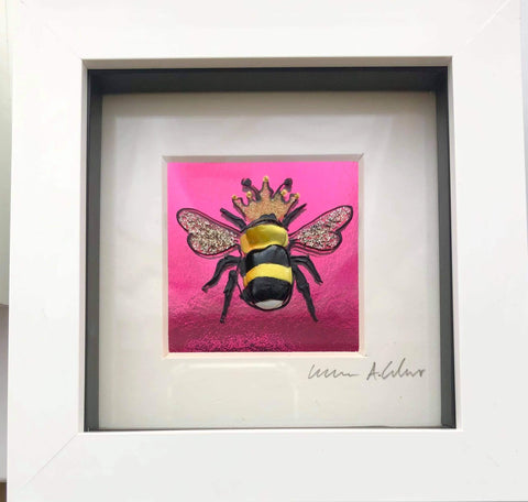 Boxy Pink Queen Bee