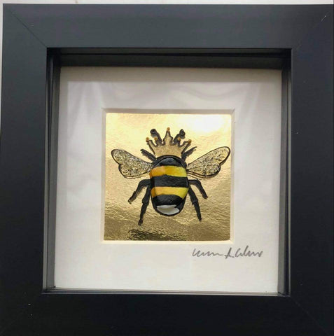 Boxy Gold Queen Bee