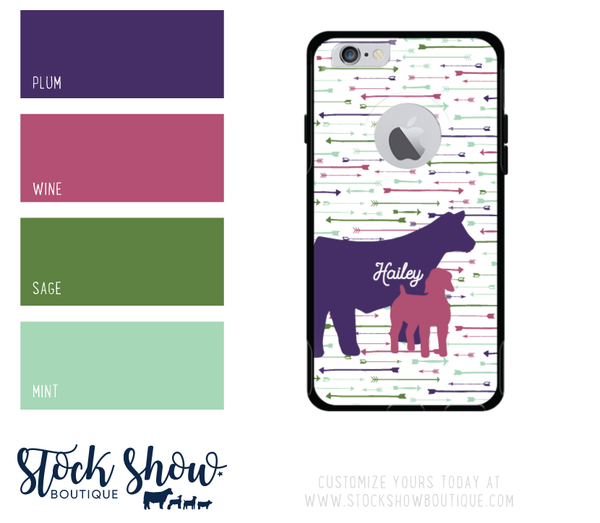 Stock Show Boutique Color Inspiration