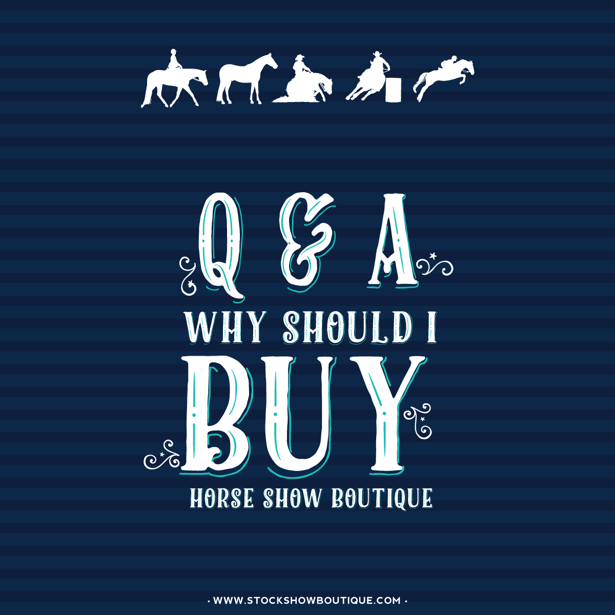 The Sale of Horse Show Boutique