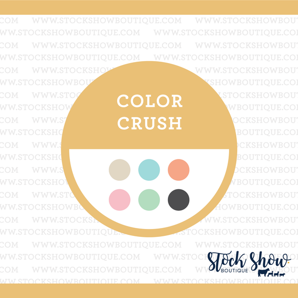 Color Crush • 5.26.2017