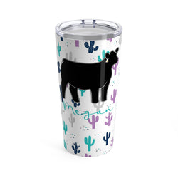 Custom Made - Travel Cup 20 oz- Livestock Gifts - Stock Show Boutique