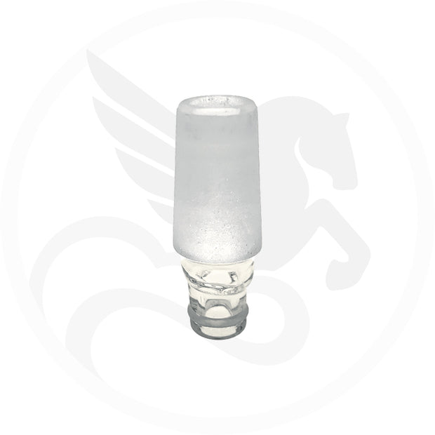Divine Tribe v4 Glass Water Pipe Adapter