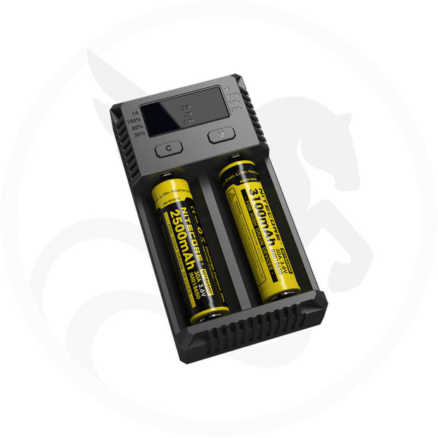 Nitecore Intellicharger NEW i2 Charger Canada - The Herb Cafe