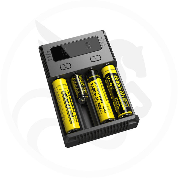 Nitecore Intellicharger NEW i4 Charger Canada - The Herb Cafe