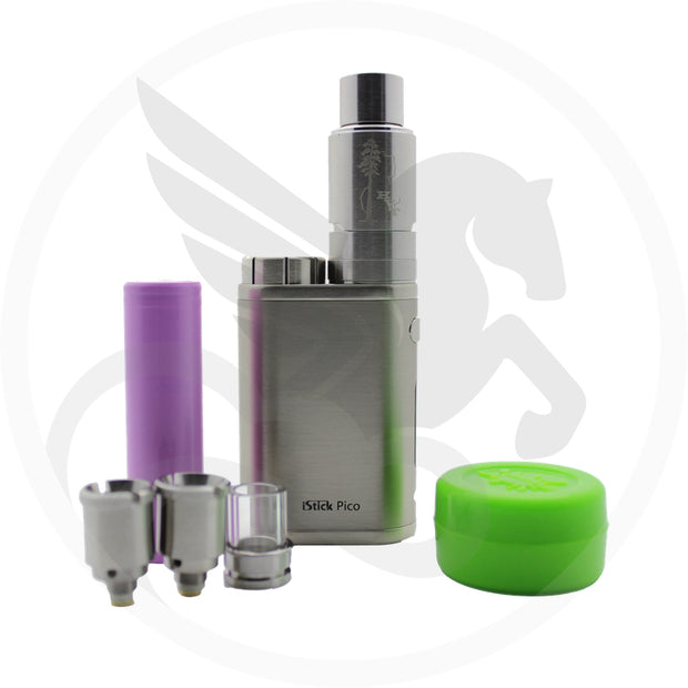Crossing Tech Saionara Top Air Flow Atomizer Pro Package