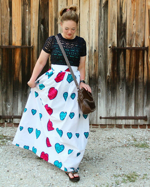 "The ""Lindsey"" Maxi Skirt"