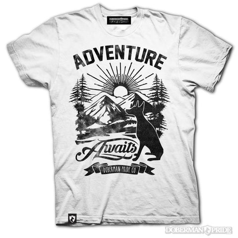 Adventure Mens Tee, Large