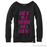 Hugs Womens Sweatshirt