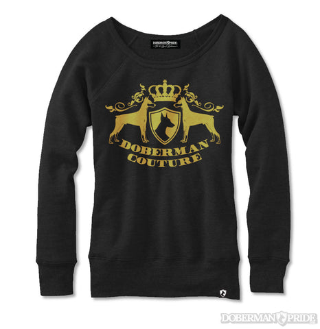 Couture Womens Sweatshirt