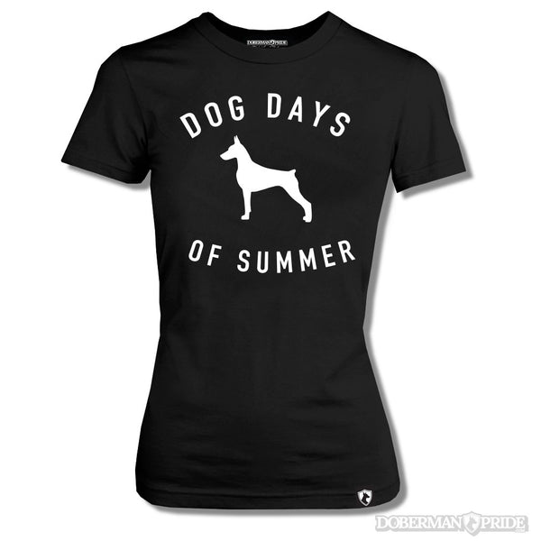 Dog Days Womens Tee