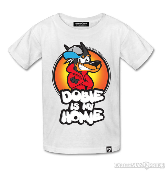 Dobie Is My Homie Boys Toddler Tee