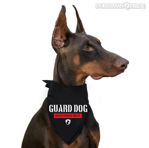 Guard Dog Dog Bandana