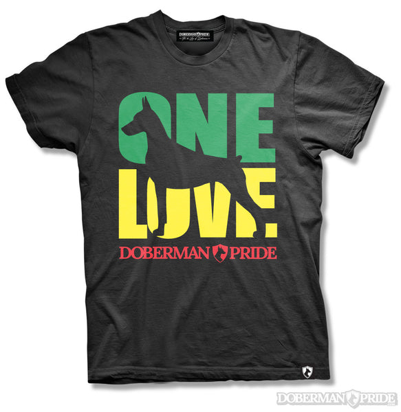 One Love Mens Tee