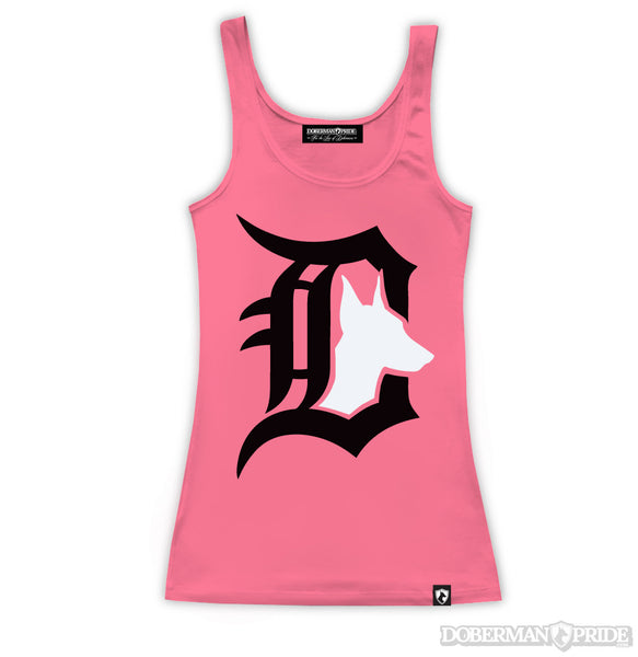Lookout Womens Fitted Tank