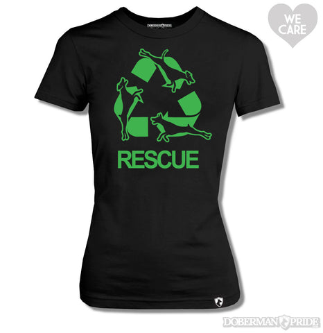 Rescue Womens Tee