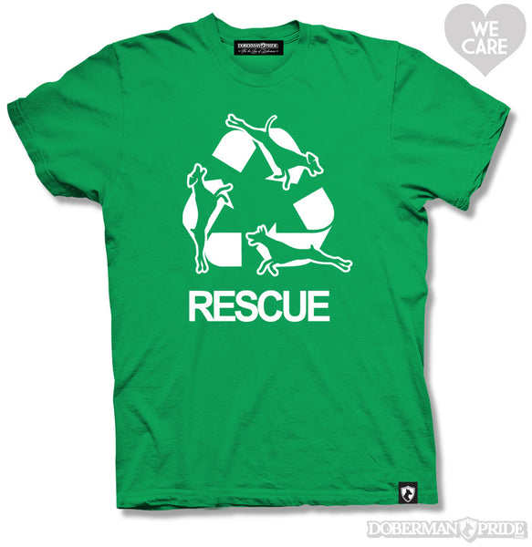 Rescue Mens Tee