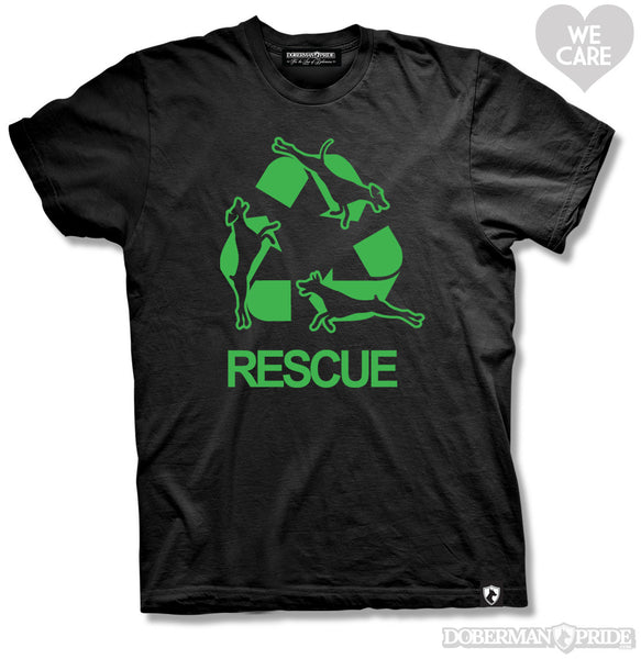 Rescue Mens Tee, Medium