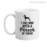 Pinsch of Sugar Coffee Mug