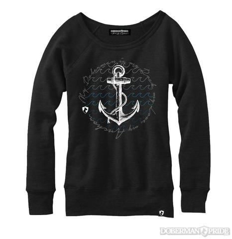 Anchor Womens Sweatshirt