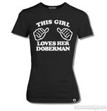 This Girl Womens Tee