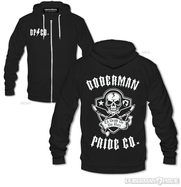 Til Death Unisex Zip-up