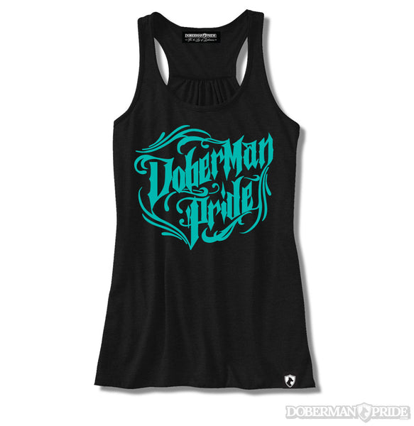 Calligraphy Womens Tank, XS