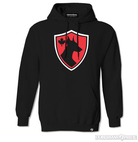 Oh Canada Womens Hoodie