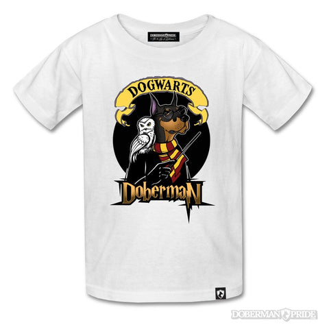 Dogwarts Toddler Tee
