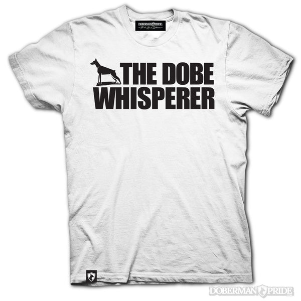 Dobe Whisperer Mens Tee, Large