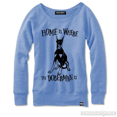 Home Womens Sweatshirt