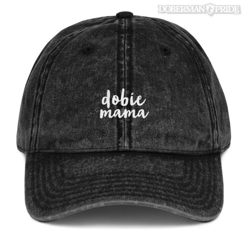 Dobie Mama Dad Hat