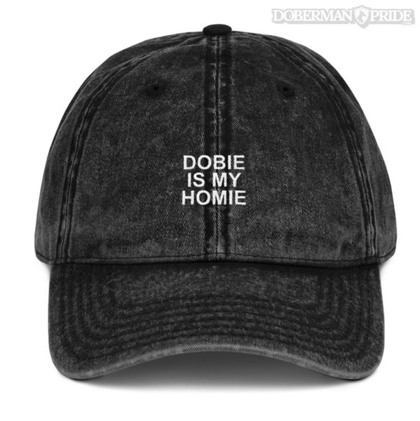 Dobie Is My Homie Dad Hat