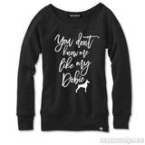 Know Me Womens Sweatshirt