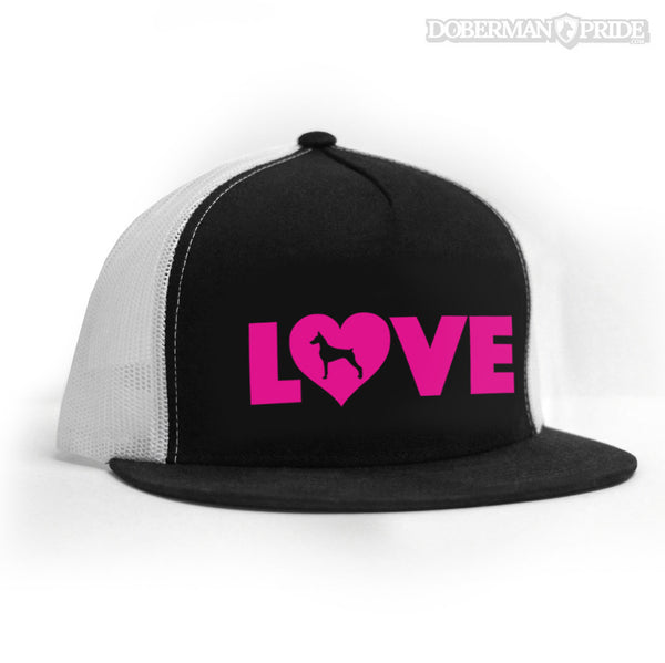 Love Trucker Hat