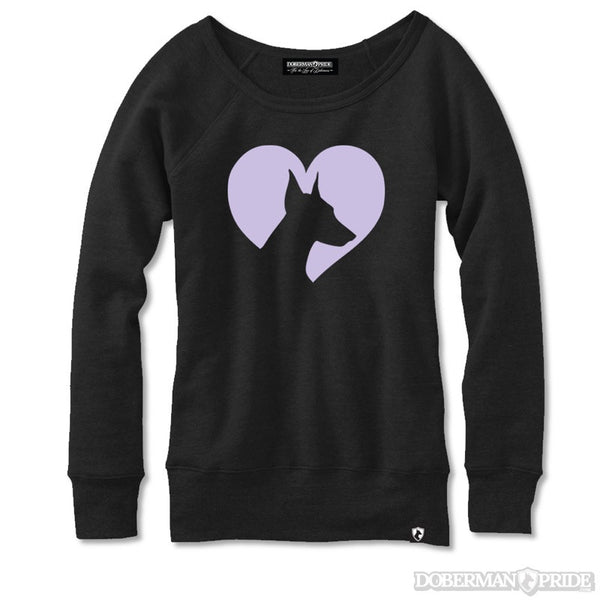 Follow Your Heart Womens Sweatshirt